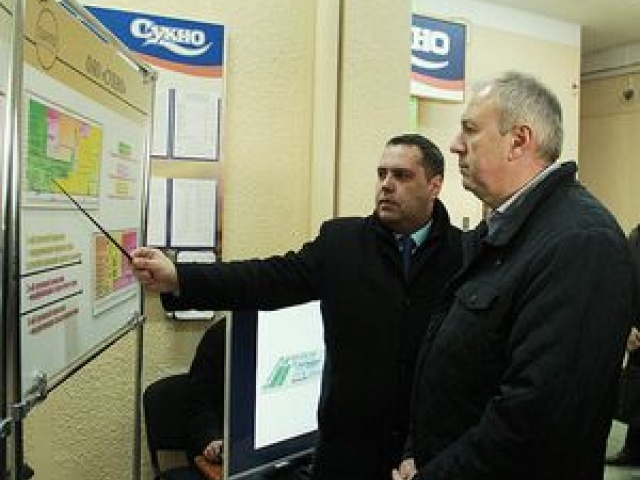 Посещение ОАО «Сукно» Премьер-министром Республики Беларусь